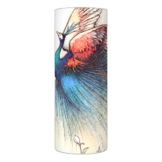 Flying Peacock LED Candle