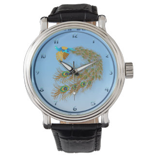 Flying Peacock Watches