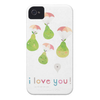 Flying Pears Phone Case! iPhone 4 Covers