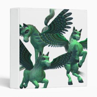 Flying Pegasus Binder