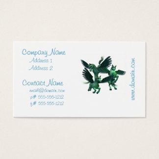 Flying Pegasus Business Card