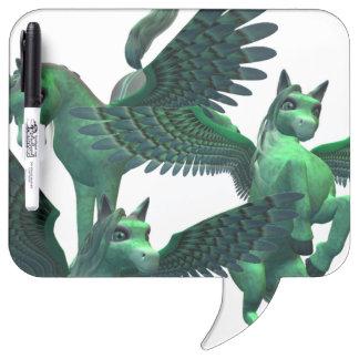 Flying Pegasus Dry Erase Board