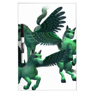 Flying Pegasus Dry-Erase Board