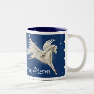 Flying Pegasus Mugs