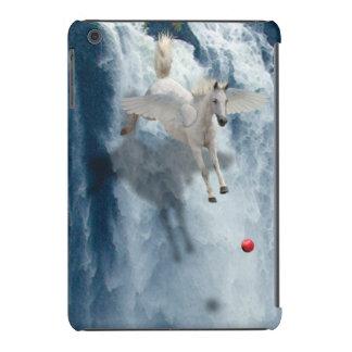 Flying Pegasus & Waterfall Fantasy Art Device Case