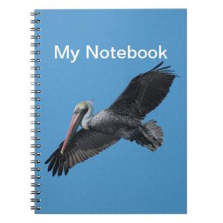 Flying Pelican 19 Notebook