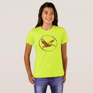 Flying Pelican by EKLEKTIX T-Shirt