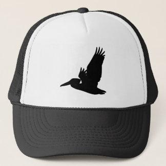 Flying Pelican Trucker Hat
