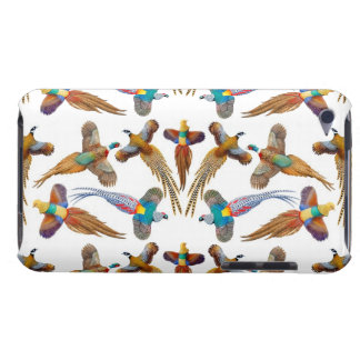 Flying Pheasants iPod Touch Barely There Case