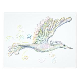 Flying Phoenix Card