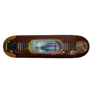 Flying Pig - Balloon - Up up and Away Skateboard Decks