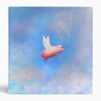 Flying Pig Binder
