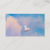 flying pig business cards