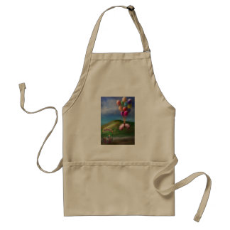 Flying Pig - Child - How I wish I were a bird Aprons