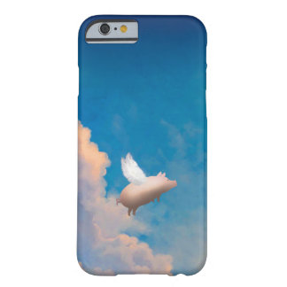flying pig custom iPhone 6 case