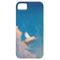 flying pig custom iphone case