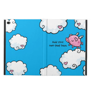 Flying Pig Dances on Clouds Customisable Powis iPad Air 2 Case