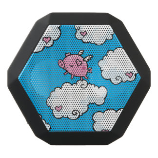Flying pig dances on clouds Speaker