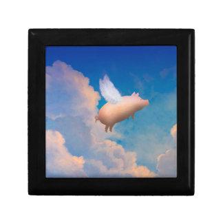 flying pig gift box