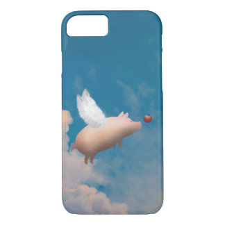 flying pig iPhone 7 case