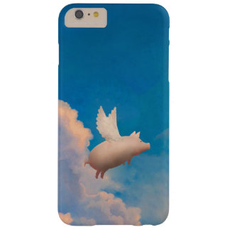 flying pig iphone case barely there iPhone 6 plus case
