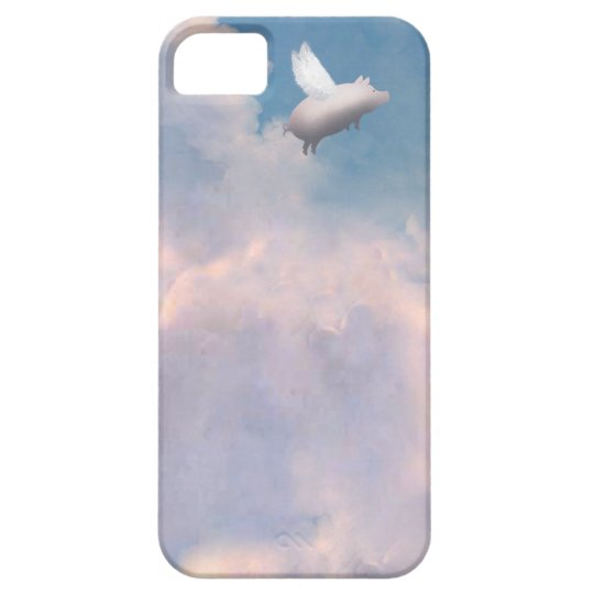 flying pig iphone case