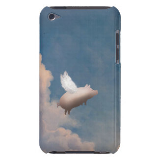 flying pig ipod case barely there iPod case