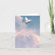 flying pig note cards