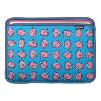 Flying Pig pattern MacBook Air Sleeve