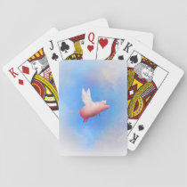 Flying Pig Playing Cards
