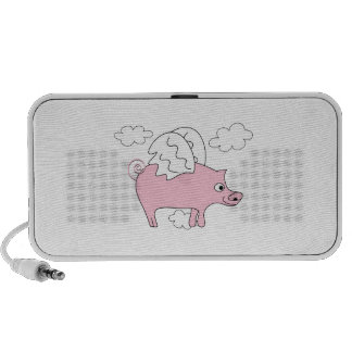Flying Pig Speaker