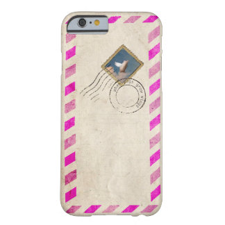 flying pig stamp iPhone 6 case