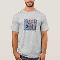 Flying Pig Studio men's T-shirt