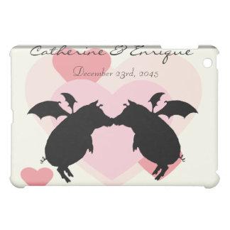 Flying piggies iPad mini covers