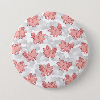 Flying Pigs button
