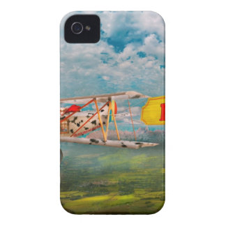 Flying Pigs - Plane - Eat Beef iPhone 4 Case-Mate Cases