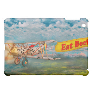 Flying Pigs - Plane - Eat Beef Case For The iPad Mini
