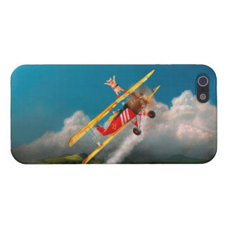 Flying Pigs - Plane - Hog Wild Case For iPhone SE/5/5s