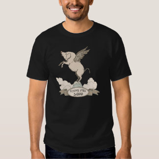 Flying Pigs Squad T Shirt
