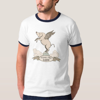 Flying Pigs Squad T-Shirt
