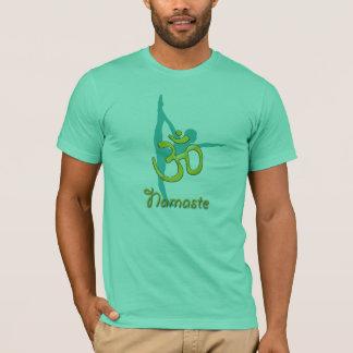 Flying Pose Yoga om / namaste T-Shirt
