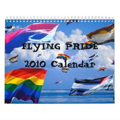 San francisco gay pride 2009 calendar