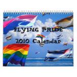 Flying Pride 2010 Calendar