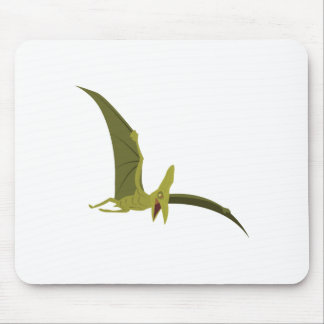 Flying Pterodactyl Mouse Pad