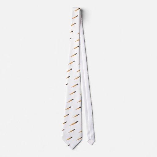 Flying Puck Tie