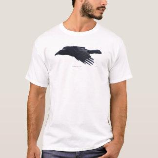 Flying Raven-Crow Wildlife Lover T-shirt