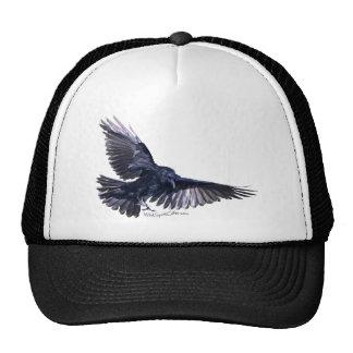 Flying Raven Trucker Hat