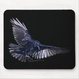 Flying Raven Mousepad