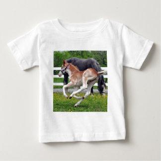 Flying Red Roan Colt Infant T-shirt