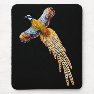Flying Reeves Pheasant Mousepad